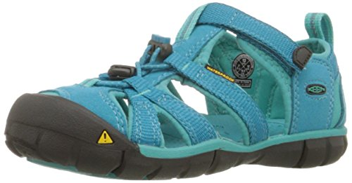 Keen Outdoor-Sandalen Seacamp II Youth baltic-caribbean sea, Gr. 37