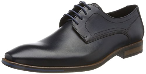 LLOYD Herren Don Derbys, Blau (Blue), 42 EU