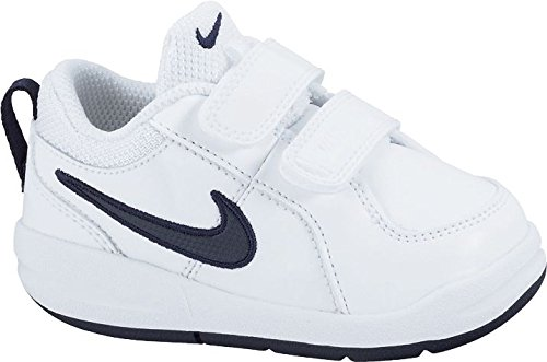 Nike Pico 4 (TDV), Jungen Sneakers, Weiß (White/Midnight Navy), 25 EU (7.5 Kinder UK)