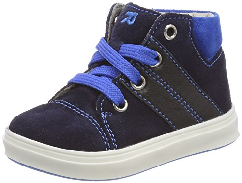 Richter Kinderschuhe Jungen Jimmy Derbys, Blau (Atlantic/Lagoon), 24 EU