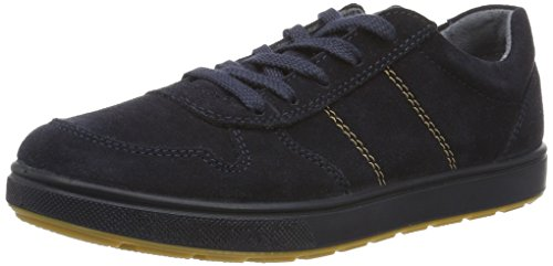 Ricosta Jungen Philip Low-Top, Blau (See), 38 EU