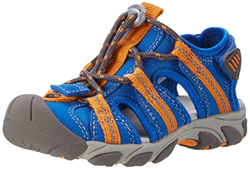 Superfit Jungen Octopuss Sandalen, Blau (Bluet Multi), 30 EU