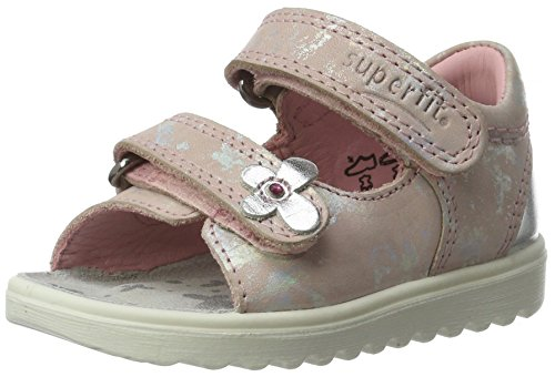 Superfit Mädchen Lettie Sandalen, Pink (Lolly Kombi), 25 EU