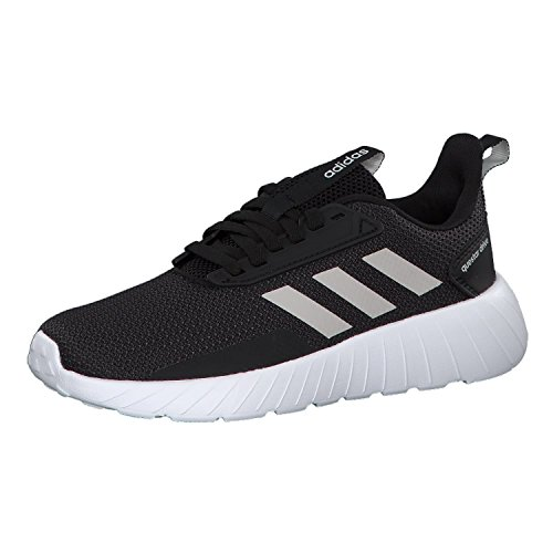 adidas Unisex-Kinder Questar Drive Gymnastikschuhe, Schwarz (Core Black/Grey One F17/Carbon S18), 36 2/3 EU