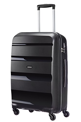 American Tourister - Bon Air - Spinner Medium, 66 cm, 57.5 L, Schwarz