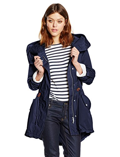BOSS Orange Damen Parka Mantel Olbinia,