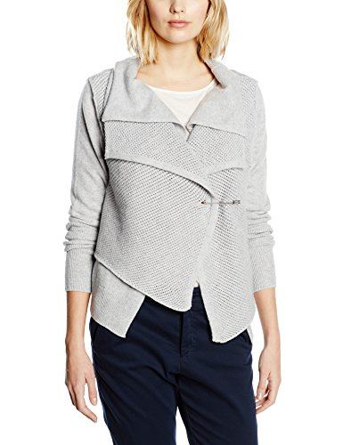 BOSS Orange Damen Strickjacke Ivettina, Einfarbig