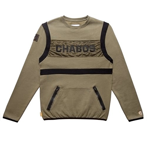 Chabos IIVII Crewneck Quilted 30 0 - Chabos IIVII Crewneck Quilted 3.0