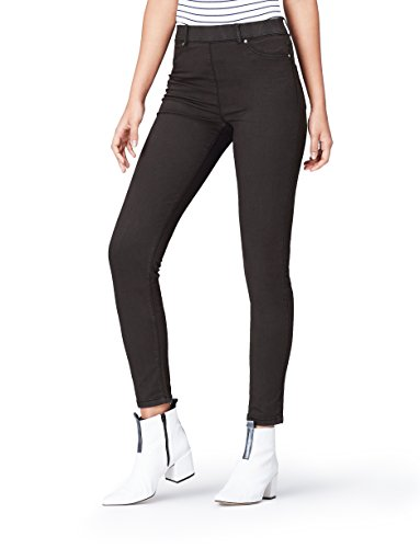 FIND Damen Bequeme Jeggings