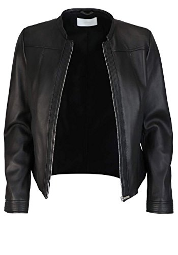 "HUGO Damen Lederjacke ""Safile"""