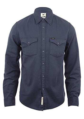 Lee WESTERN SHIRT SLIM FIT India Ink