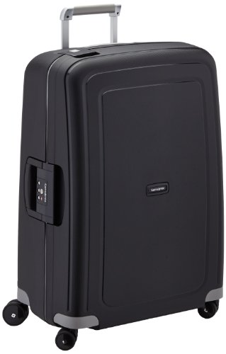 Samsonite S'Cure Spinner 69/25 Koffer, 69cm, 79 L, Black