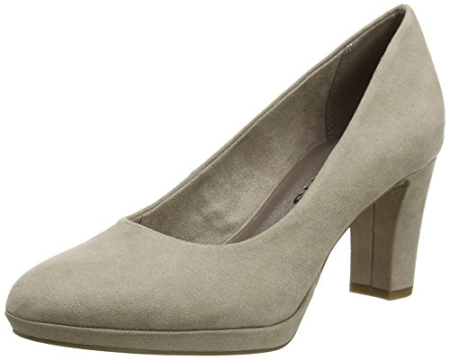 Tamaris Damen 22420 Pumps, Braun, 40 EU