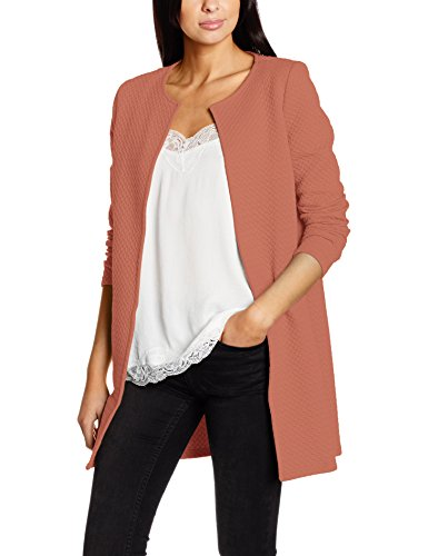 Vila Damen Blazer Vinaja New Long Jacket-Noos
