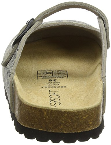 254188049 1 - Supersoft Damen 276 073 Pantoffeln, Beige (Taupe), 39 EU