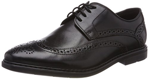 Clarks Herren Banbury Limit Brogues