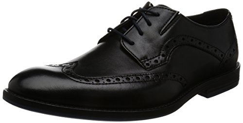 Clarks Herren Prangley Limit Brogue Schnürhalbschuhe