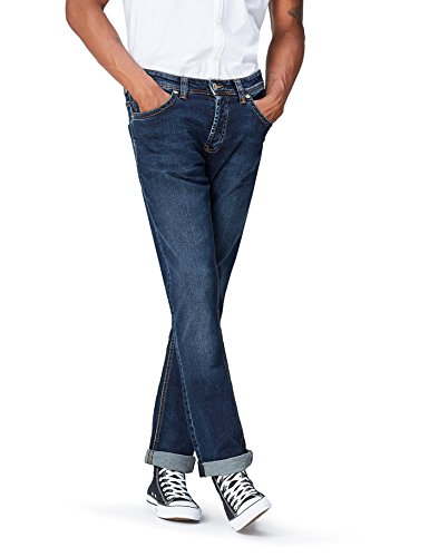 FIND Herren Gerade Jeans Hollywood