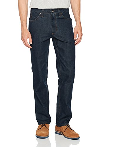 MUSTANG Jeans Herren Jeans Slim Fit 111-5126-000, Gr. 34/32, Blau (stone washed)