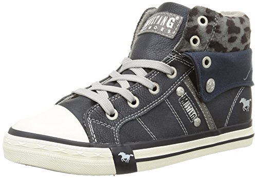 Mustang 1209-501 Damen High-Top