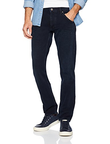 Mustang Herren Fit Jeans Michigan Tapered, Blau (Super Dark 982), W34/L32