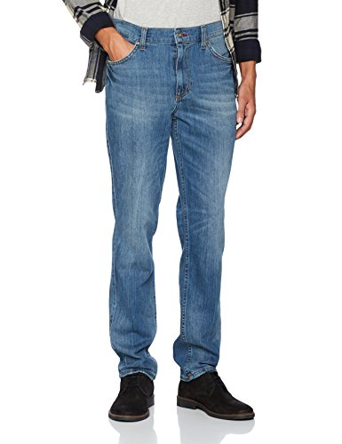 Mustang Herren Fit Jeans Tramper Tapered, Blau (Medium Bleach 313), W38/L34