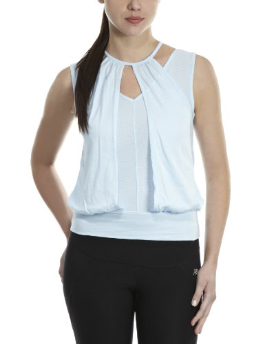 Nike Damen Kleid Dri-FIT Dance Top, ärmellos