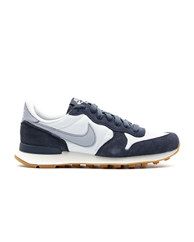 Nike Damen Wmns Internationalist Low-Top, Grau, 35,5 EU