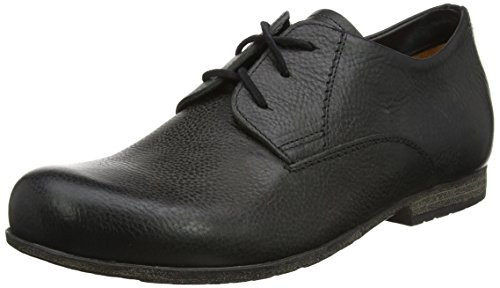 Think! Herren Sitti_282662 Brogues, Black (Schwarz 00), 43/43.5 EU