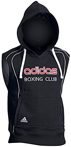 adidas Sleeveless Hoody black ADITB081