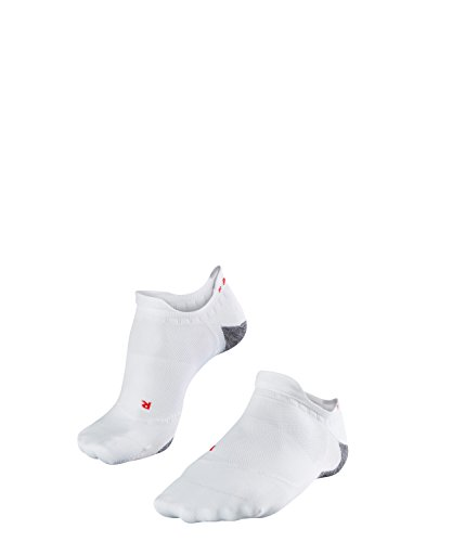 FALKE Damen RU5 Invisible Socken, White-Mix, 39-40