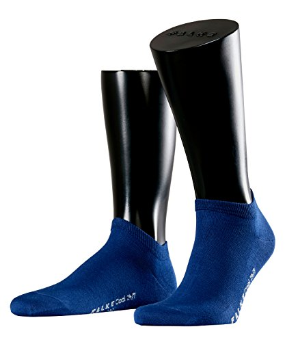 FALKE Herren Sneakersocken Cool 24/7, Gr. 39/40, Blau (royal blue 6000)
