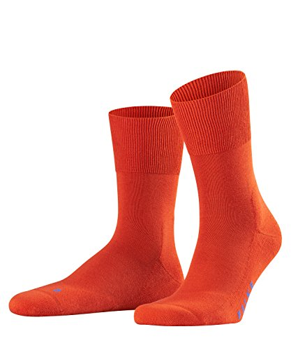 FALKE Herren Socken Run, Orange (Sunset 8038), 42-43