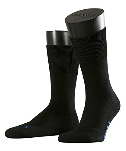 FALKE Unisex-Socken 16605 Run SO, Gr. 42-43,Schwarz (black)