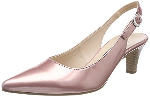 Gabor Shoes Damen Fashion Pumps, Mehrfarbig (Light Rose), 38.5 EU