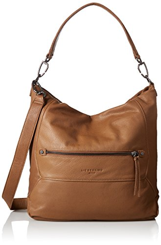 Liebeskind Berlin Damen Queens Multvi Tote, Gold (Warm Beige), 17 x 36 x 34 cm