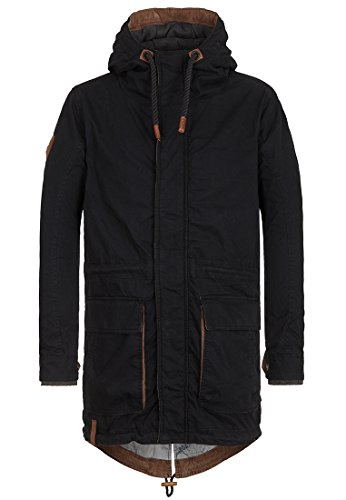 Naketano Male Jacket Kommissar Rizzo Black, L
