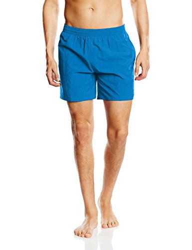 Speedo Herren Solid Leisure Swim Shorts, Herren, Solid Leisure, blau, X-Large