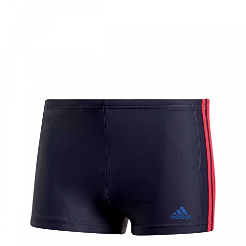 adidas Herren Badehose ESSENCE CORE 3S BOXER legend ink f17/hi-res red s18 6