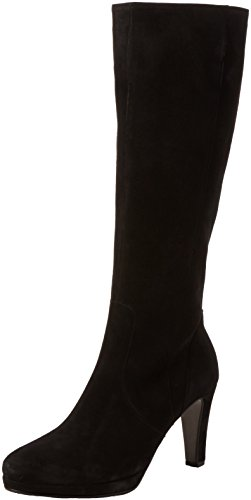 Gabor Shoes Damen Basic Stiefel, (17 Schwarz), 42 EU
