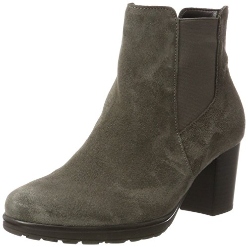 Gabor Shoes Damen Basic Stiefel, Braun (13 Wallaby), 35.5 EU