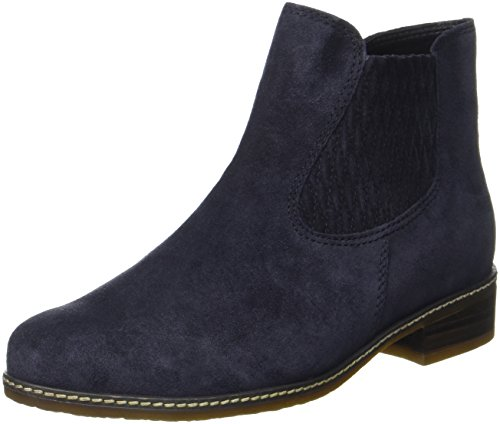 Gabor Shoes Damen Comfort Sport Stiefel, Blau (46 Nightblue (Micro), 40 EU