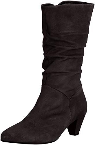 Gabor Shoes Damen Fashion Hohe Stiefel, (Schwarz 17), 40 EU