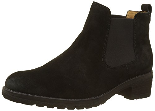 Gabor Shoes Damen Fashion Stiefel, (17 Schwarz), 43 EU