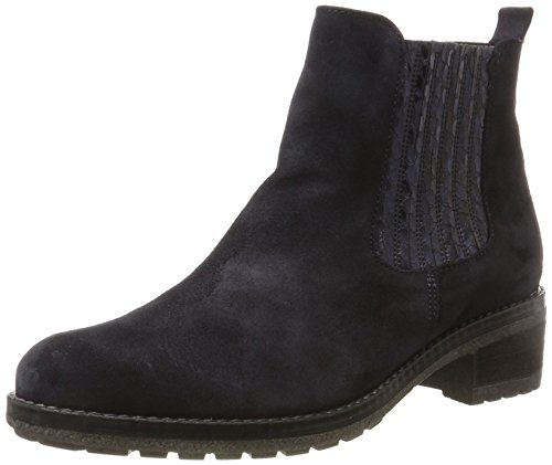 Gabor Shoes Damen Fashion Stiefel, Blau (16 Pazifik/River), 35.5 EU