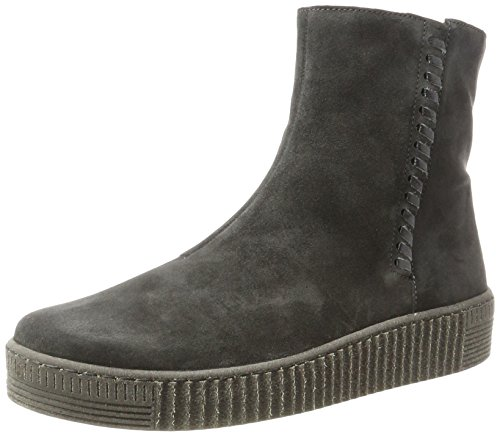 Gabor Shoes Damen Jollys Stiefel, Grau (19 Pepper (Anthrazit), 40.5 EU