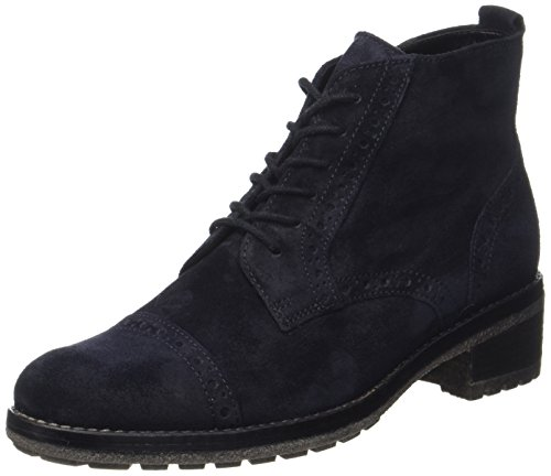 Gabor Shoes Gabor Fashion, Damen Kurzschaft Stiefel, Blau (16 Pazifik), 38.5 EU (5.5 UK)