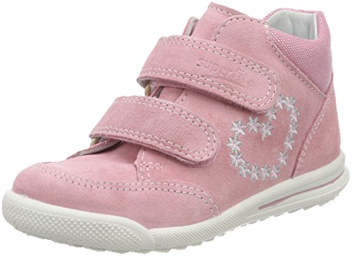 Superfit Baby Mädchen Avrile Mini Sneaker