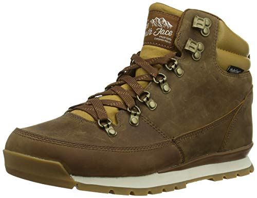 THE NORTH FACE Herren Back-to-Berkeley Redux Leather Trekking-& Wanderstiefel