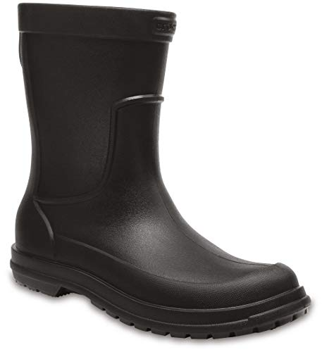 crocs Herren AllCast Rain Boot Men Gummistiefel, 12 UK